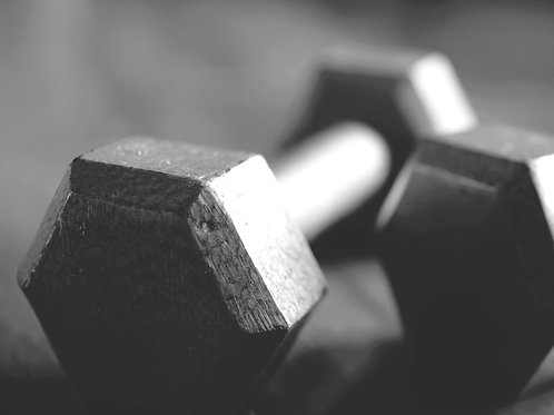 Personalized Strength Training Plan