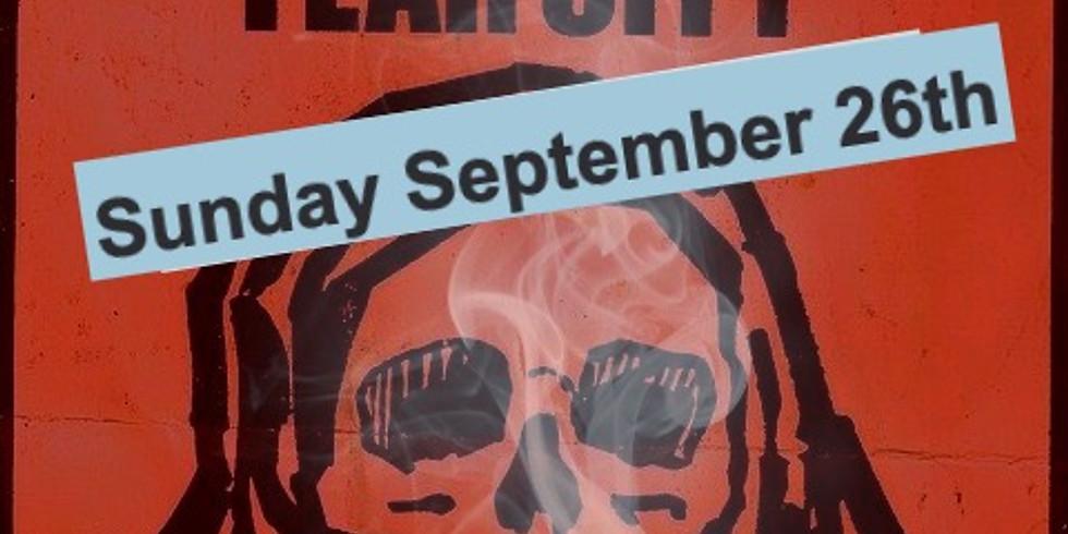 Sunday 9/26 Fear City Walking Tour