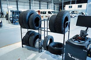 Paint & Panel Tyre