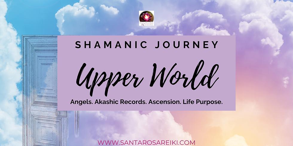 Shamanic Journey Upper World: 4 Week Online Training