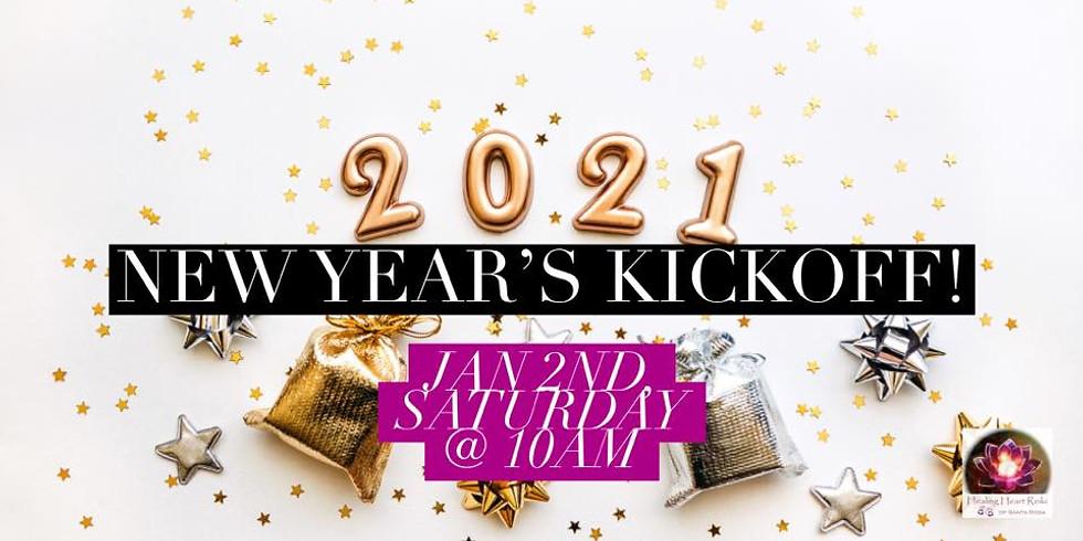 2021 New Year's Kickoff!