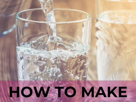 How To Charge Water with Reiki
