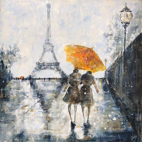 Paris 16éme print