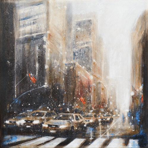 Busy Manhattan