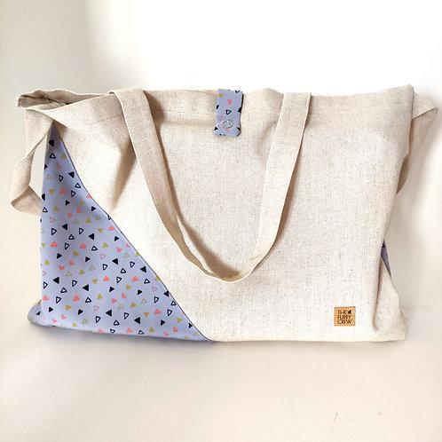 Tote Bag 'Pearl Peach'