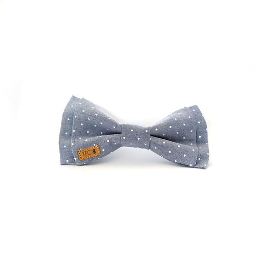 Bow Tie 'Dyed Dots'