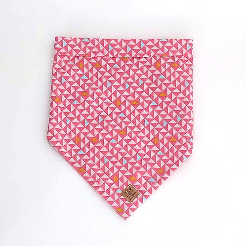 Bandana 'Pretty Triangles'