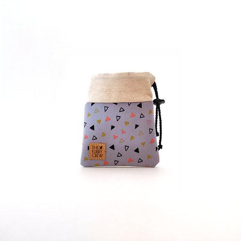 Multifunctioneel zakje 'Pearl Peach'