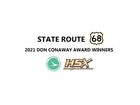 Helms & Sons Presented 2021 Conaway Partnering Award