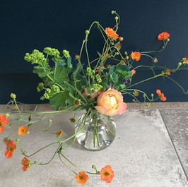 An early summer posy