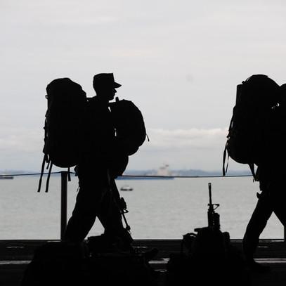 Understanding Military Stressors for Civilian Clinicians          Part 1-Childhood Trauma