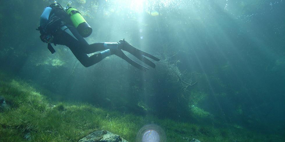 2 Tage Freiwasser Training Open Water Diver