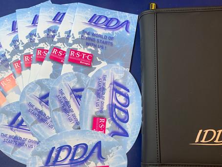 Neues IDDA Material eingetroffen
