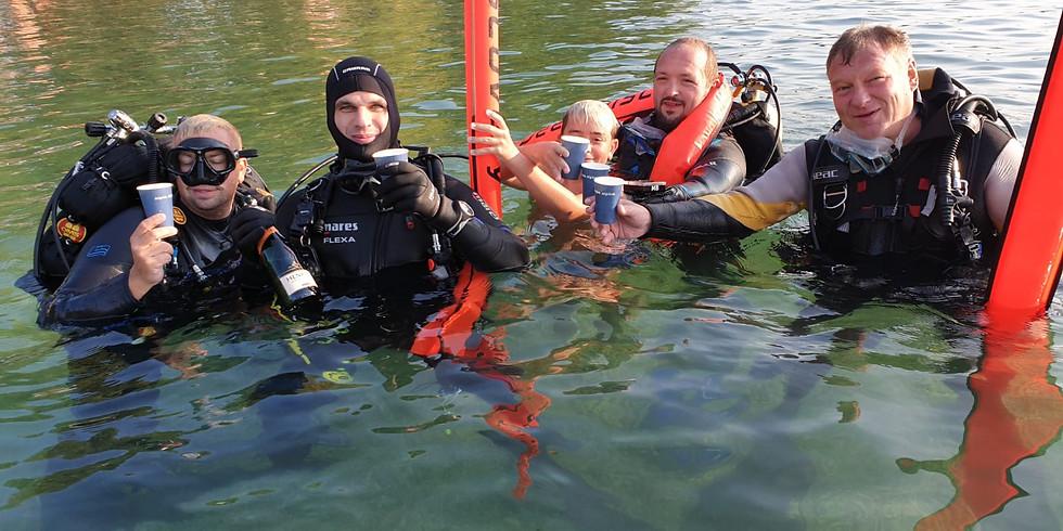 End of Summer Dive / Saisonabschluss