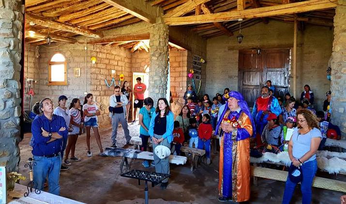 El recuerdo de Chifri en el Dia de Reyes