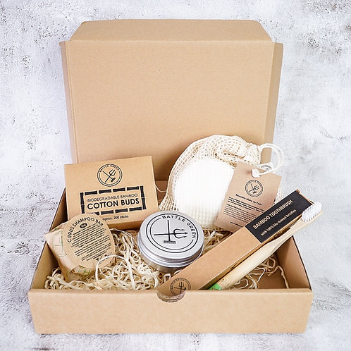 Eco Friendly Bathroom Gift Box