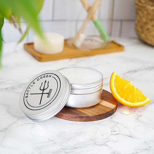 Orange & Patchouli Natural Deodorant - 100g Tin