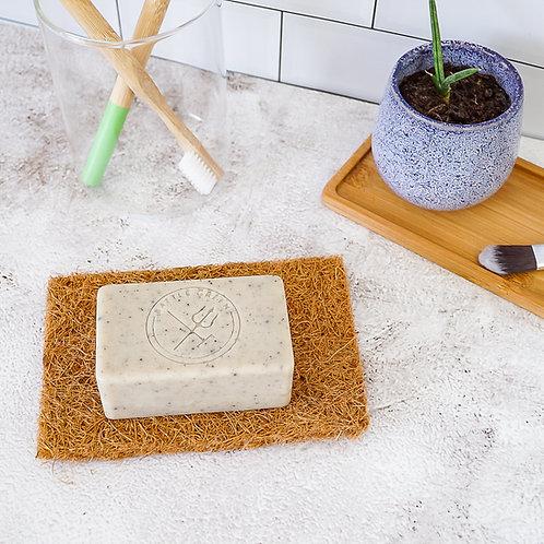 XL Coconut Husk Soap Rest