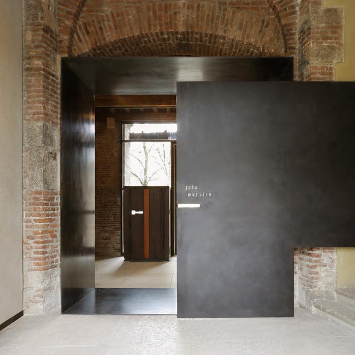 Restoration of Museo di Castelvecchio