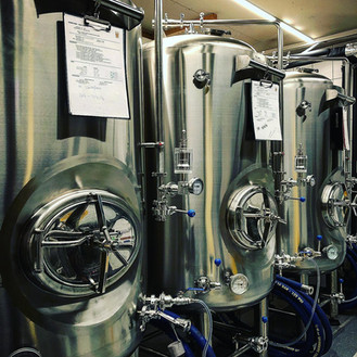 Lagering tanks