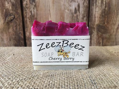 Cherry Berry Soap