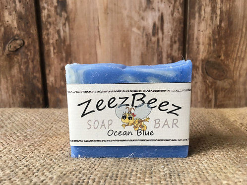 Ocean Blue Soap
