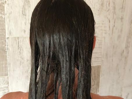 How to use a handmade shampoo bar