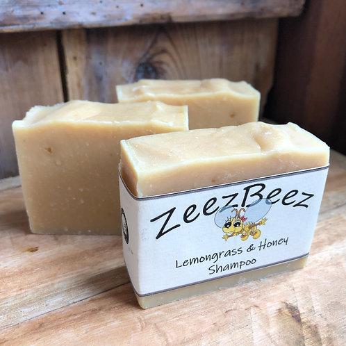 Lemongrass & Honey Shampoo