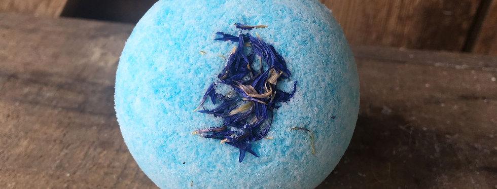 Ocean Blue Bath Bomb Large