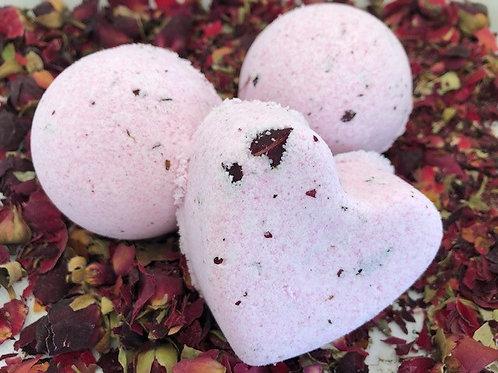 Cherry Berry Bath Bomb