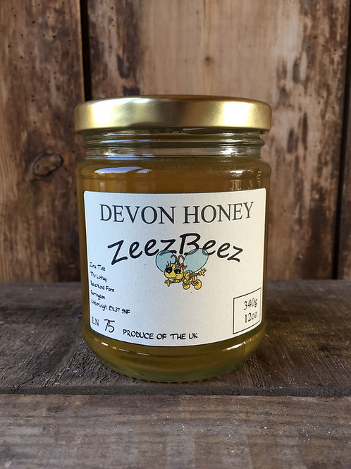 Honey - 12oz jar