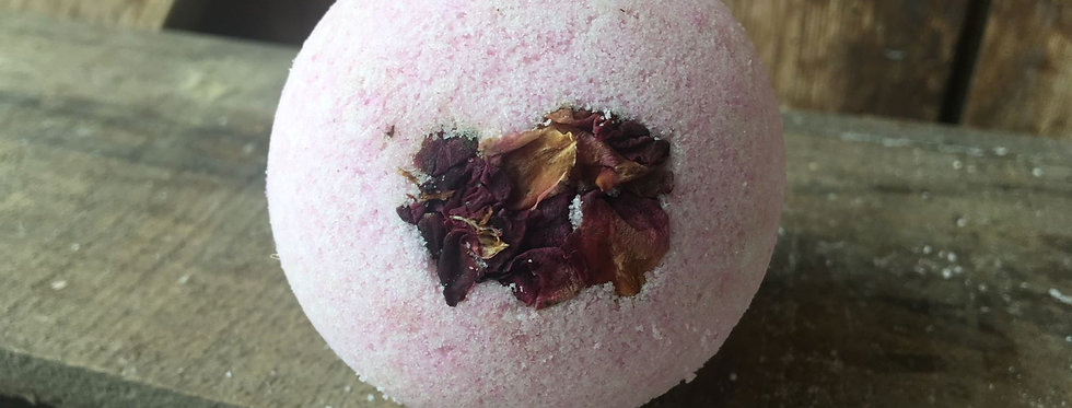 Cherry Berry Bath Bomb Large