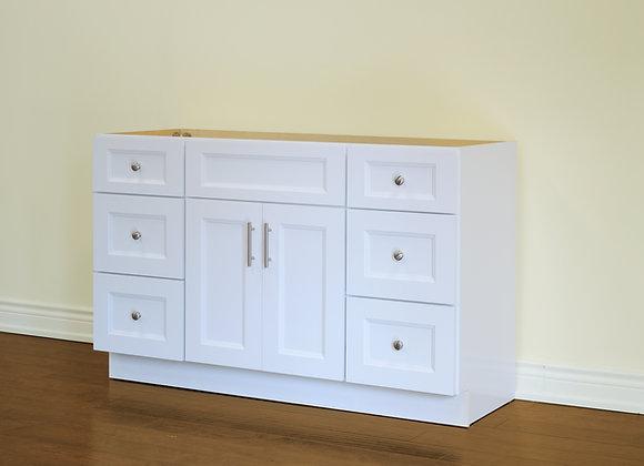 "48"" Solid Wood Vanity With Quartz Countertop – TC – WS48"