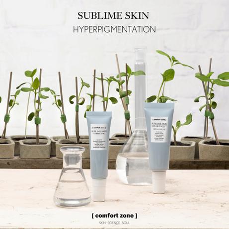Sublime Skin Hyperpigmentation Instagram