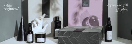 skin regimen Holiday Gift Collection Twi