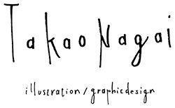 Takao Nagai | illustration / graphicdesign