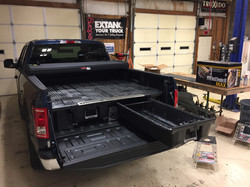 2015 F150; Decked Bed System