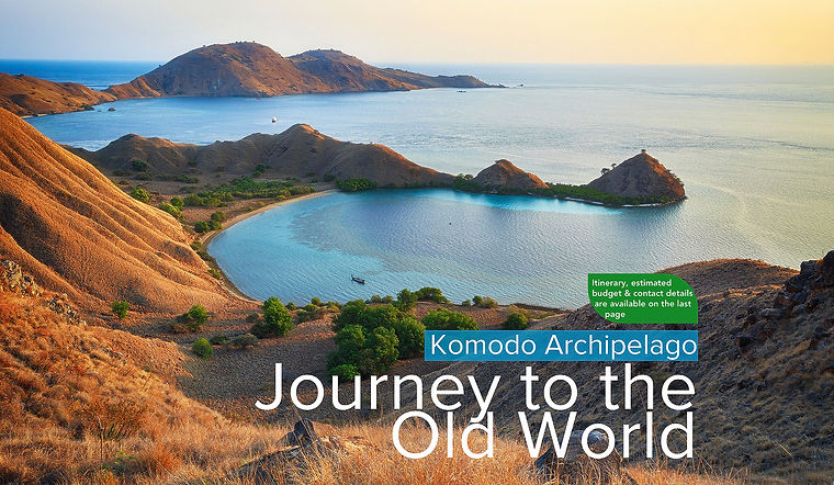 Trip to Komodo