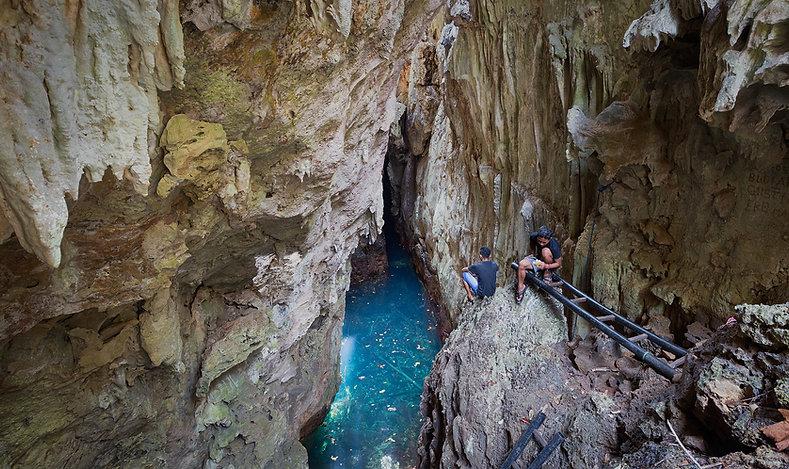 Maratua Cave