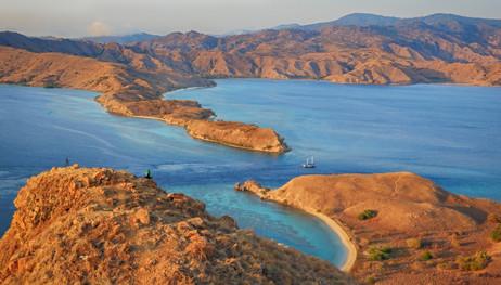 Gili Lawa Landscapes