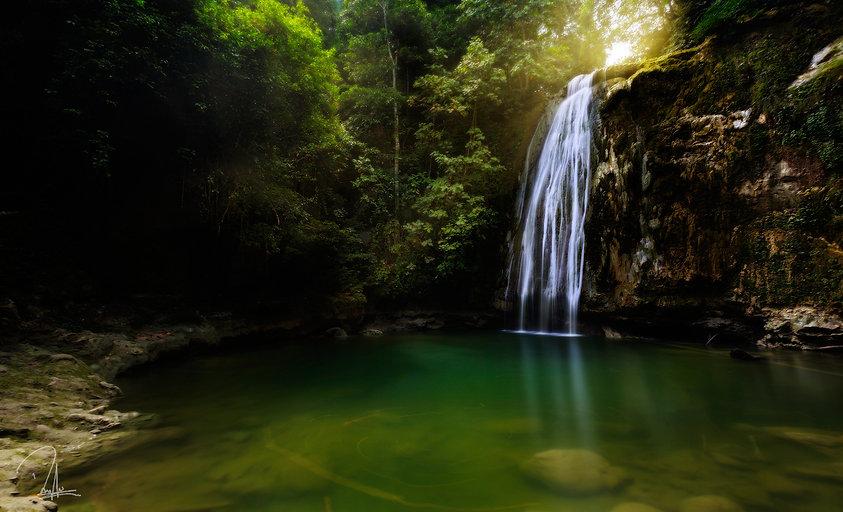 Teluk Subang Waterfall
