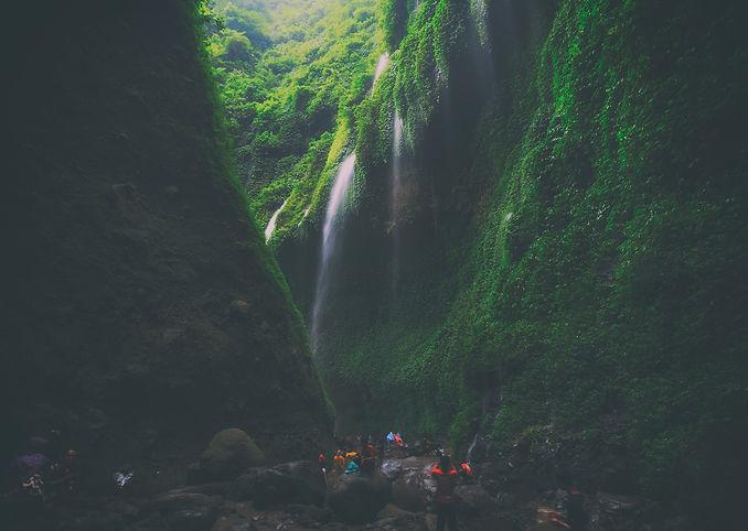 Madakaripura Waterfalls