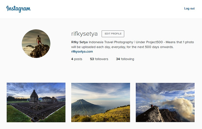 Indonesia Travel Photography | My Instagram