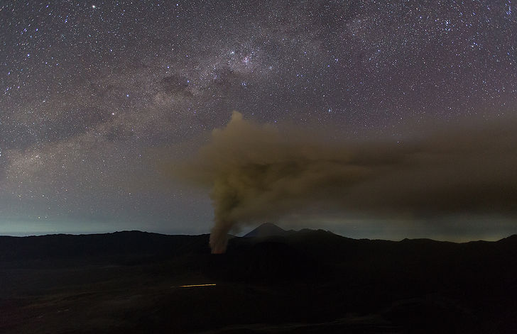 Milky Way Apperture