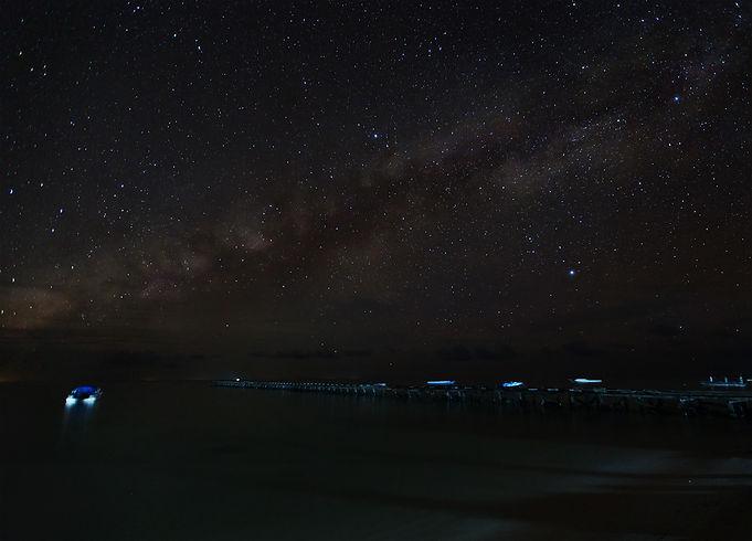 Maratua Milky Way
