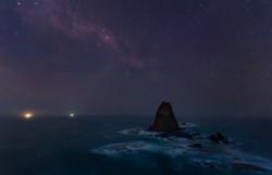 Night at Papuma