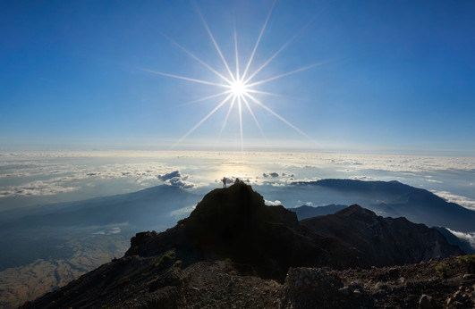 Rinjani Summit