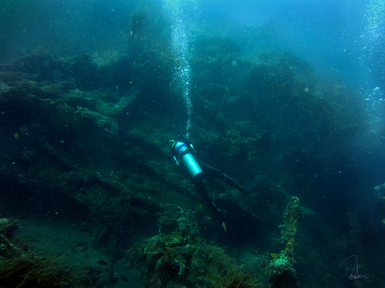 Tulamben Wreckage