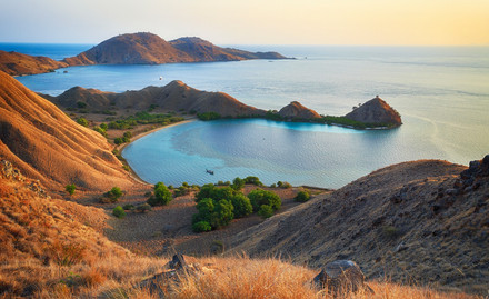 Hidden Bay at Komodo