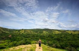 Rinca Trekking